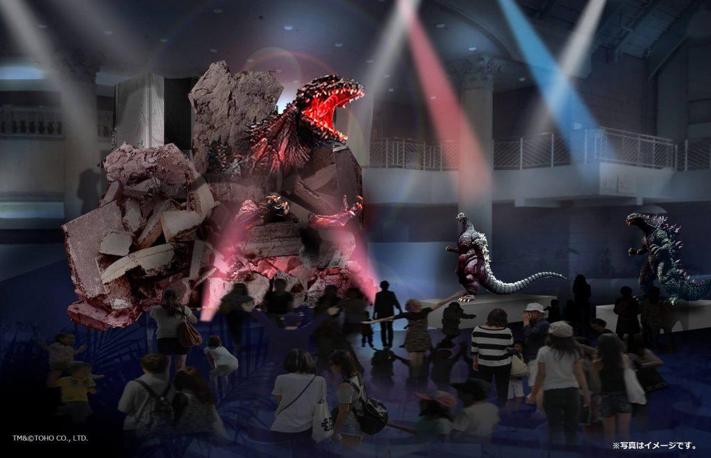アニゴジ第二弾コラボ企画!『GODZILLA 決戦機動増殖都市』×温泉楽園ハワイアンズ | JMAG NEWS