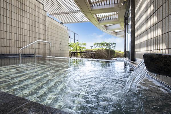 ヒルトン小田原リゾート&スパ、「天然温泉大浴場~相望の湯~」をリニューアルオープン - TRAICY(トライシー)