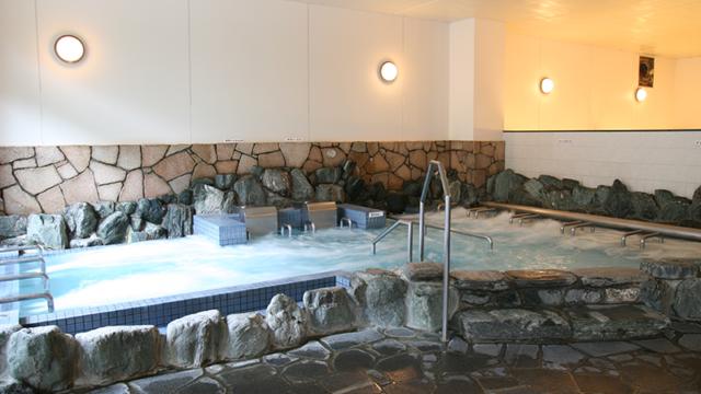 美しの湯_アトラクション風呂