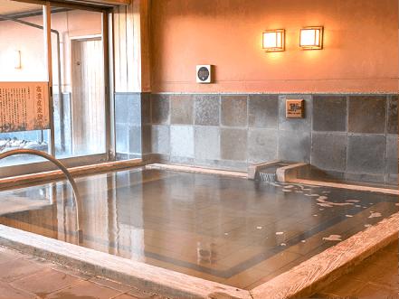 炭酸泉(彩香の湯HPより) / 天然戸田温泉 彩香の湯