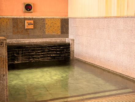 冷水風呂(彩香の湯HPより) / 天然戸田温泉 彩香の湯