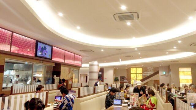 RAKU SPA鶴見 レストラン