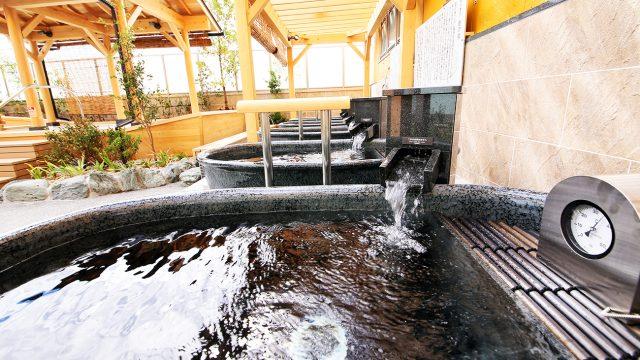 RAKU SPA鶴見 壺の湯