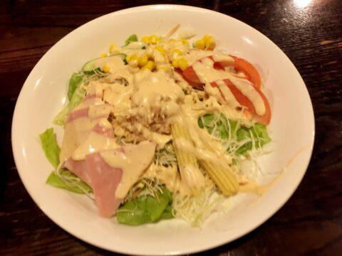 サウザンミックスサラダ/ チャンプ錦糸町
