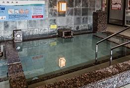 船橋 湯楽の里 炭酸泉