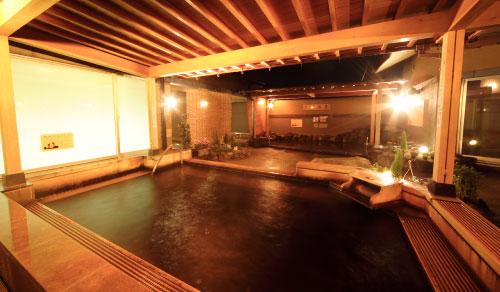 和光・極楽湯|露天風呂
