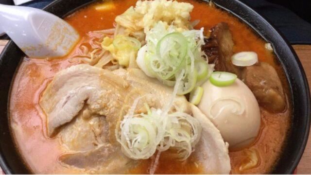 かなり長い時間待たされようやくありついた食事。 / 七福の湯 戸田店