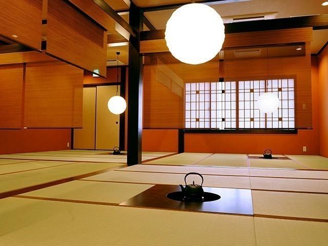 東京染井温泉 Sakura(サクラ)_談話室