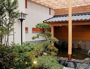 東京染井温泉 Sakura(サクラ)_夜桜の湯
