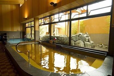 極楽湯多摩センター - 自然の湯