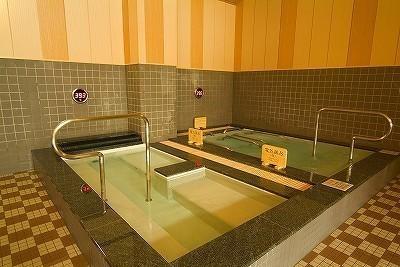 極楽湯多摩センター - 電気風呂