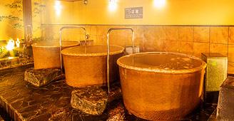 つぼ湯(スパロイヤル川口HPより)