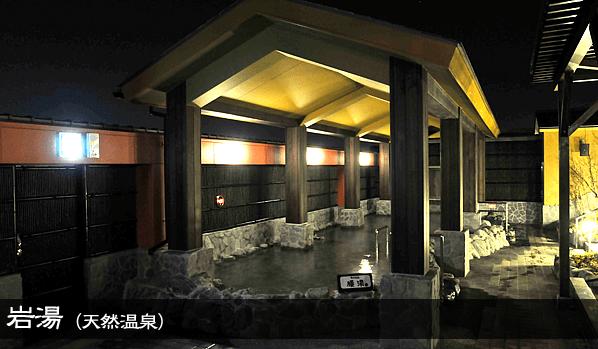 竜泉寺の湯 横濱鶴ヶ峰店_岩湯