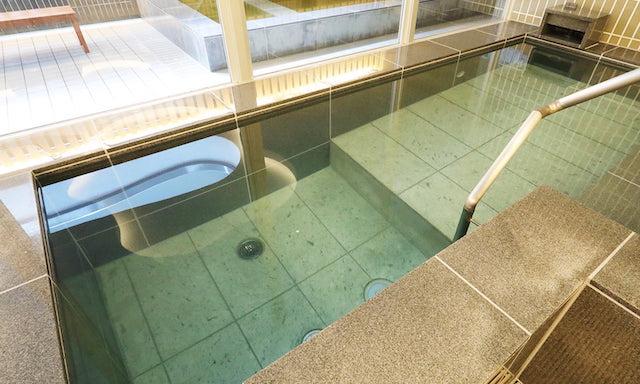 両国湯屋 江戸遊 水風呂