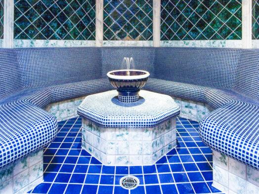 蒸気浴カルダリウム(ユーラシア公式HPより) / スパ&ホテル ユーラシア