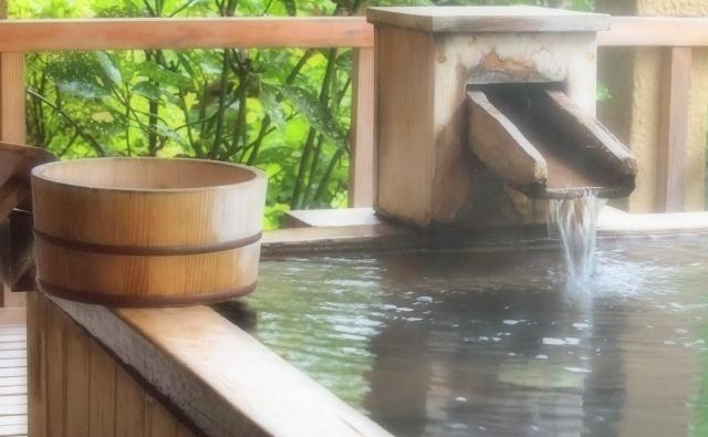 温泉とスパ(ヒロ)