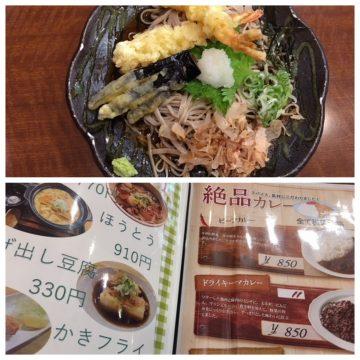 テルメ小川 食事