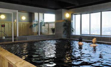 縄文の湯大浴場