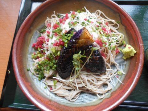 竜泉寺の湯蕎麦