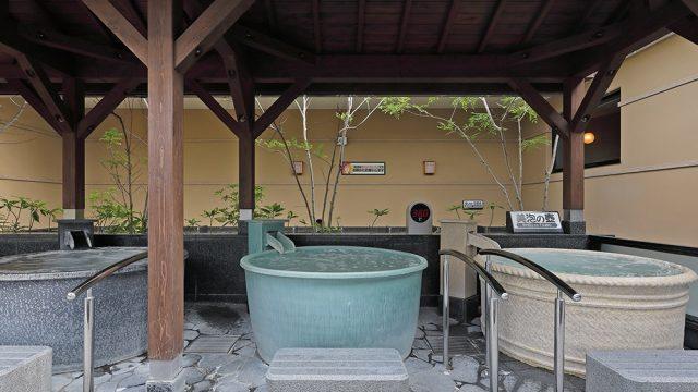 竜泉寺の湯美壺の湯