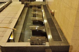 竜泉寺の湯電気風呂
