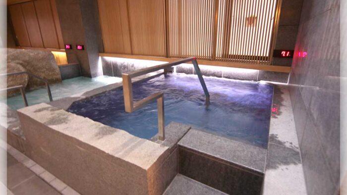 最高の水風呂!公式HPより