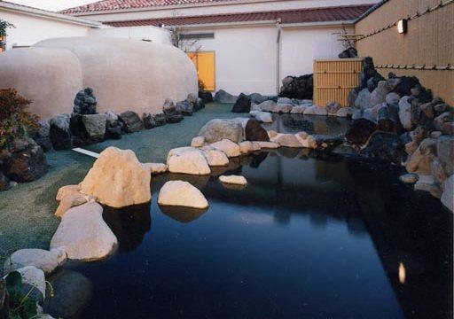 男湯岩風呂