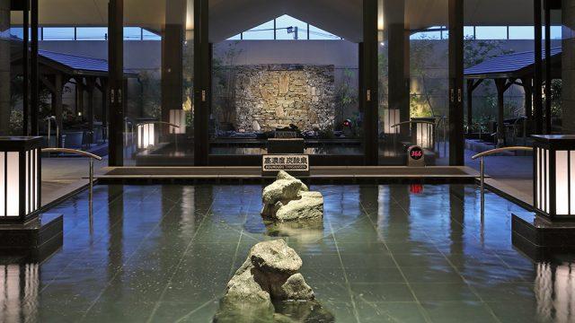 竜泉寺の湯高濃度炭酸泉