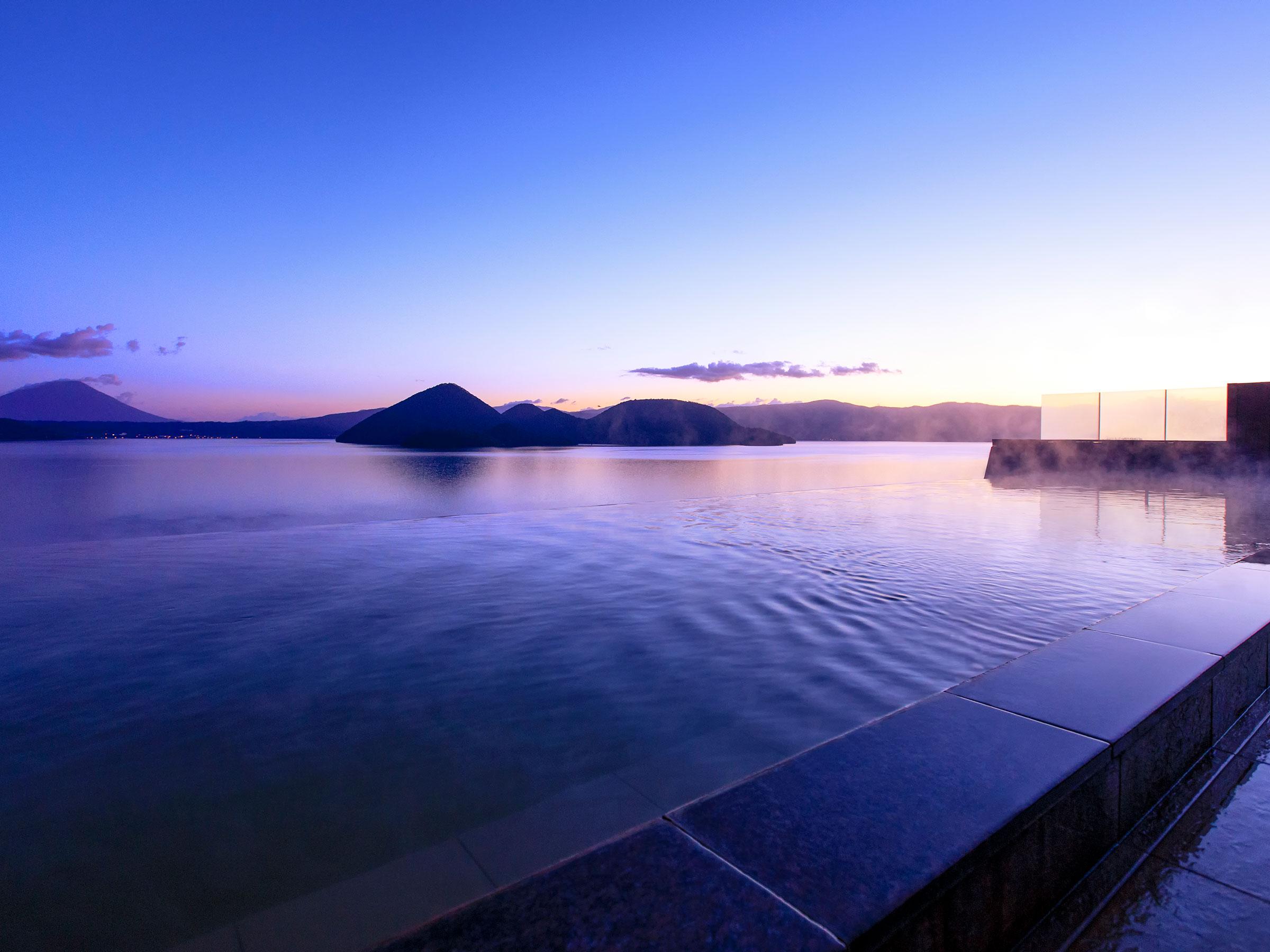 北海道の洞爺湖でインフィニティ温泉 乃の風リゾートで全身ゆるめてみる? – 最新ライフスタイルニュース一覧 – 楽天WOMAN