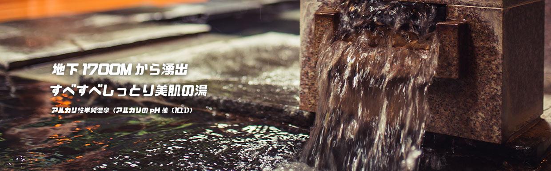 昭和レトロな温泉銭湯玉川温泉 美肌の湯
