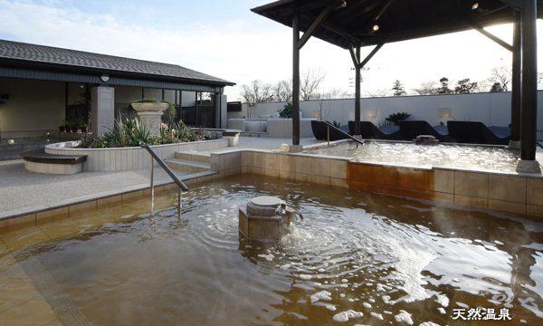 花咲の湯 露天風呂