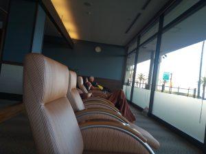 横須賀湯楽 お休み処
