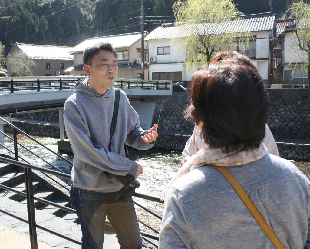 「湯本温泉で暮らしてみた」動画 長門市広報・村上さん、復活へ自ら住み込みPR – 産経ニュース