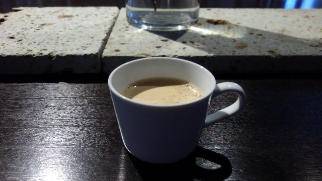 白寿の湯 コーヒー