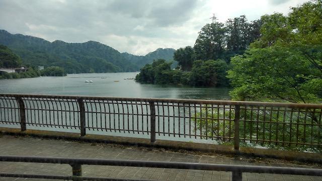 相模湖温泉うるり_相模湖の眺め