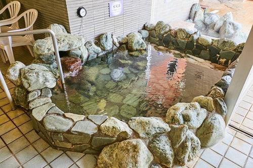 めぐみの湯_水風呂