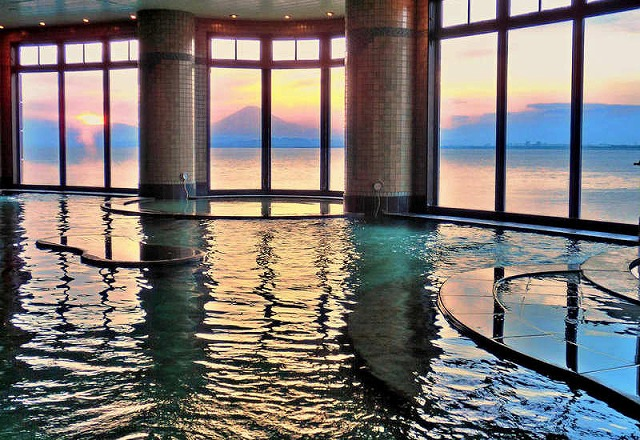 江の島アイランドスパ_天然温泉