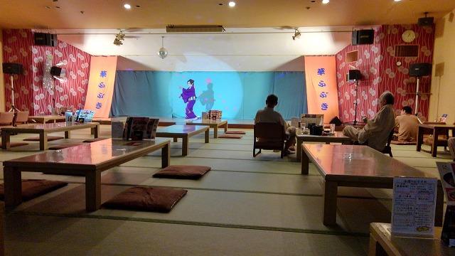 竹取の湯_シニア向けの舞台