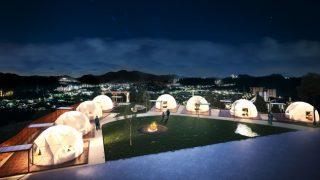神戸の夜景をラグジュアリーに楽しむ「グランドーム神戸天空」 | IGNITE(イグナイト)