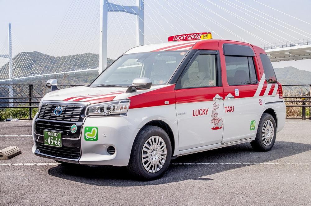貸し切りタクシーで温泉旅行 ラッキー自動車「Go To」活用商品化 少人数で感染リスク低減 島原半島へ9月から