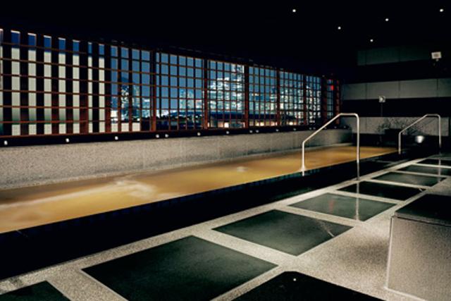 INSPA横浜 ハーバーの湯