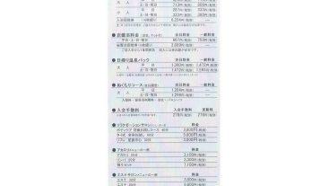 埼玉スポーツセンターパンフレット P3