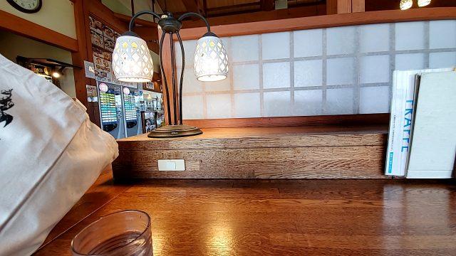 極楽湯 羽生 食堂2
