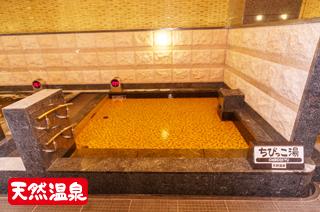 龍泉寺の湯 草加 ちびっこの湯