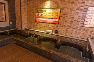 龍泉寺の湯 草加 スーパー電気風呂