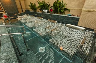 龍泉寺の湯 草加 座り湯
