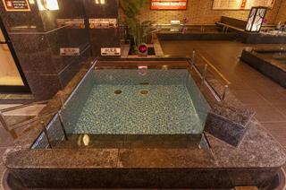 龍泉寺の湯 草加 水風呂