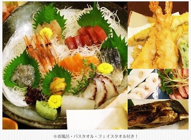 シーサイド・スパ八景島 レストラン