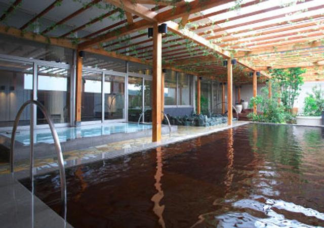 港北天然温泉ゆったりCOco 炭酸風呂