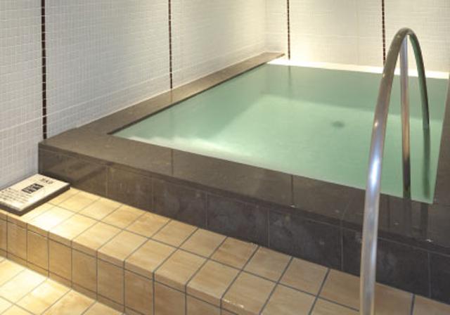 港北天然温泉ゆったりCOco 冷水浴